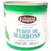 Clement Faugier Chestnut Puree 439g (Puree de Marrons), Unsweetened